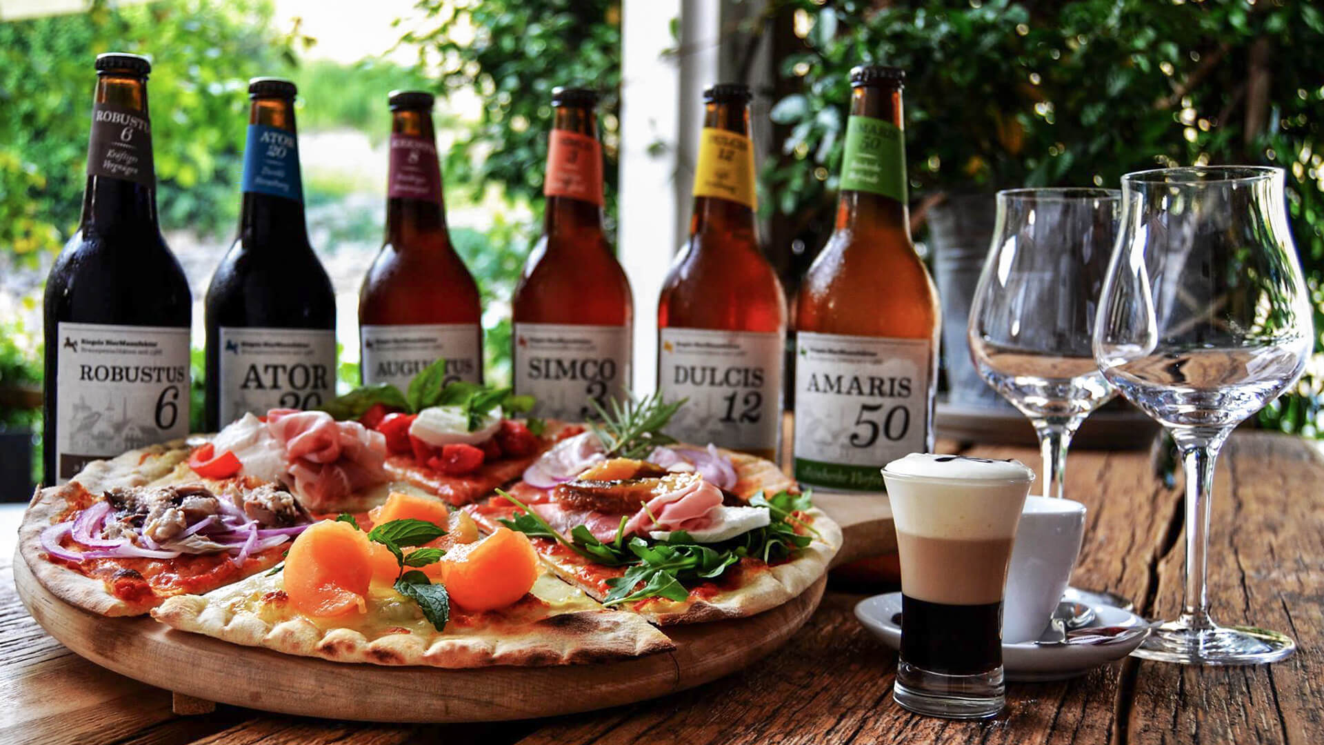 Home 1 Pizzeria Al Colle